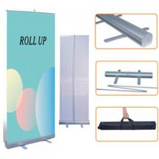 Rollup y soportes